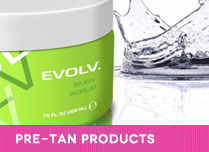 pre-tan spray tanning products